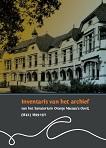 Voorkant Inventaris Historisch Archief_website
