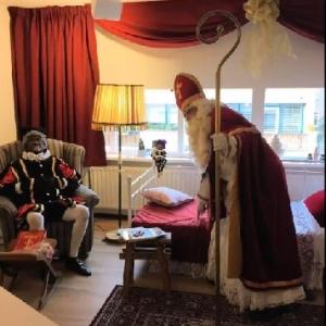 Kom ook op bezoek bij Sinterklaas in de Sint(Rijn)hof!