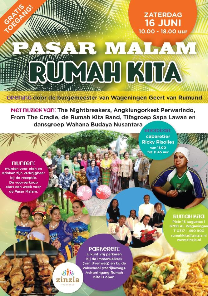 Poster Pasar Malam