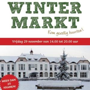 Wintermarkt Oranje Nassau's Oord